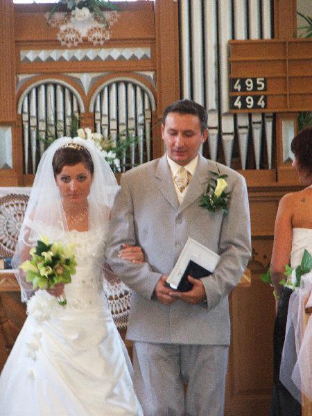 Zuzana Žilíková{{_AND_}}Milan Németh - Reformovaný kostolík v Milhostove - radi sa nás ujali