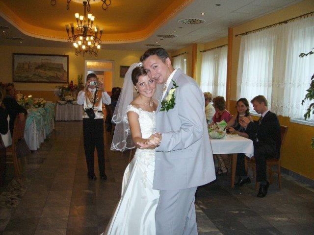 Zuzana Žilíková{{_AND_}}Milan Németh - Náš prvý manželský tanec