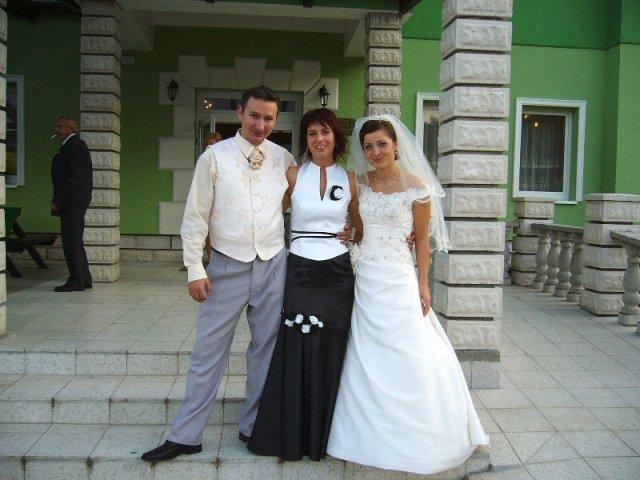 Zuzana Žilíková{{_AND_}}Milan Németh - Milan, Ja a Nika /svedok a družička/