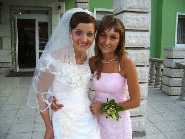 Zuzana Žilíková{{_AND_}}Milan Németh - Ajka - druhá družička