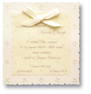 Svadba 28. August 2010 - oznamenie