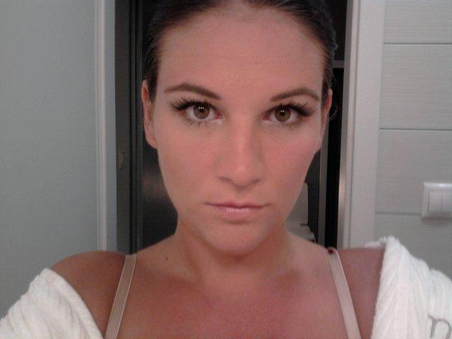 Svadba 28. August 2010 - finalny make up