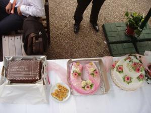 všechny naše dorty