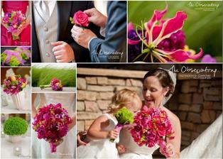 jasně růžová svatba-krásně pozitivní