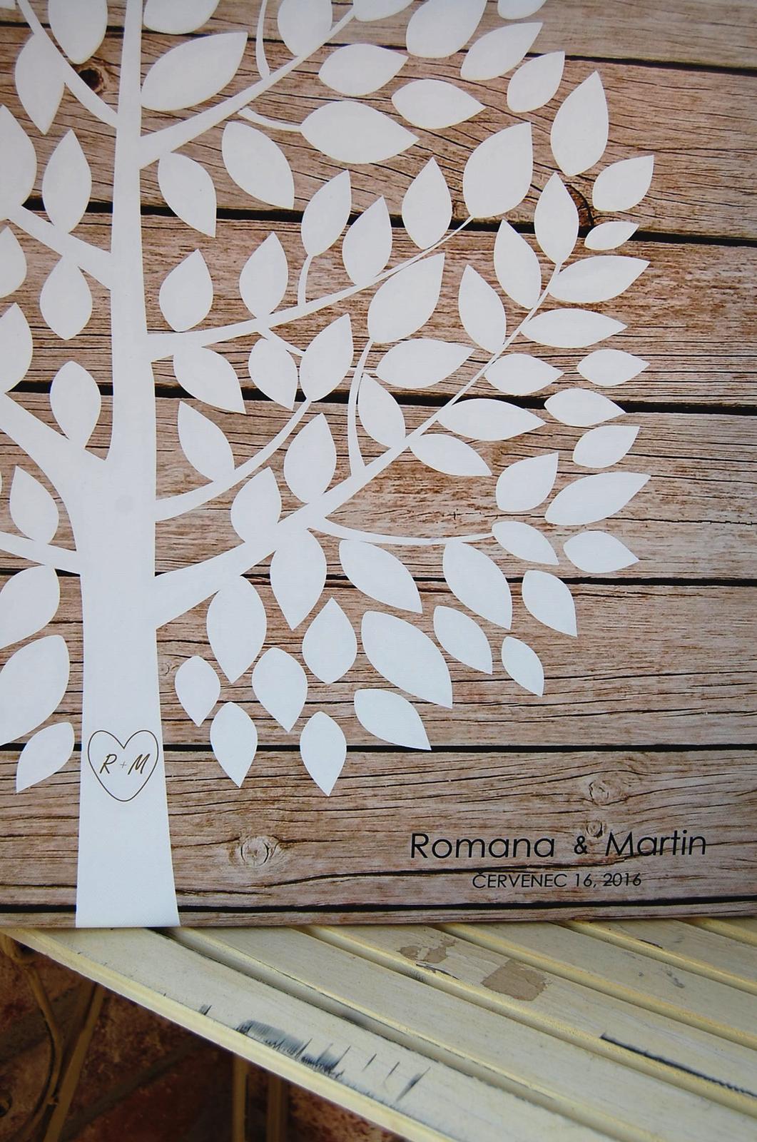 Svatební strom - Obrázek č. 3