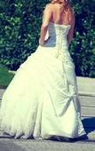 Cipkovane svadobne saty, 40