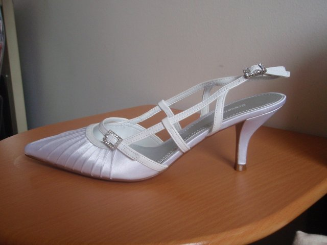 Jankajanko - svadobná topánka:)