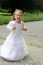 družičky : dcera Adélka
