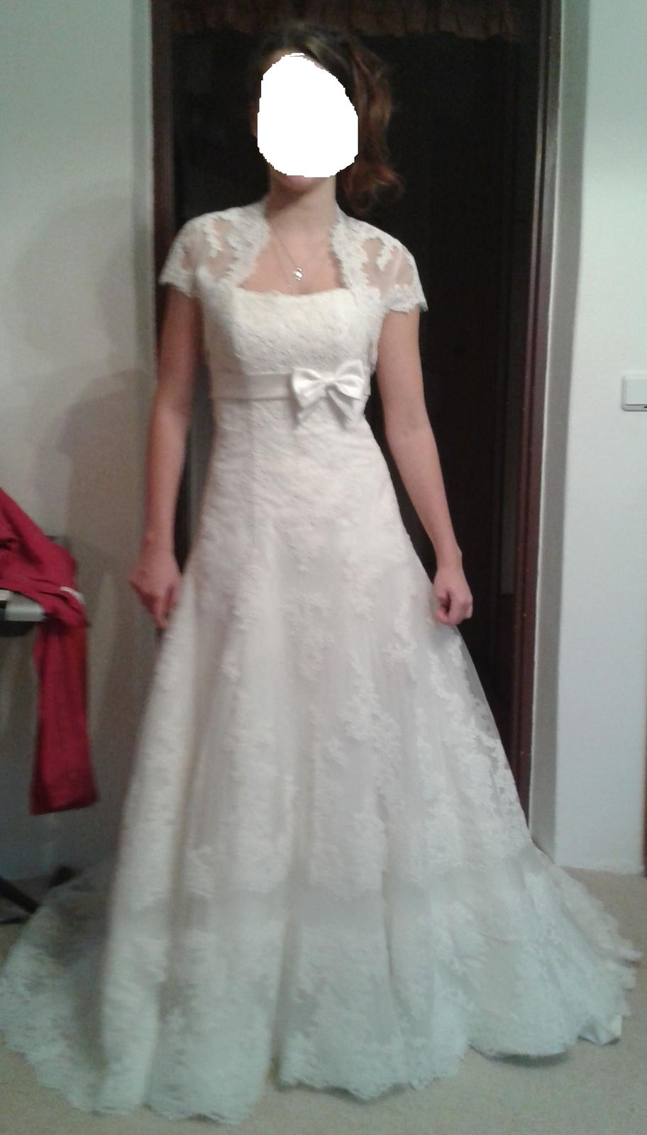 tady jsou šaty od... - Obrázok č. 1