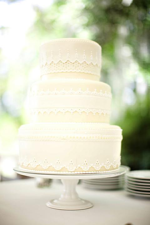 Naše představy - krásný dort