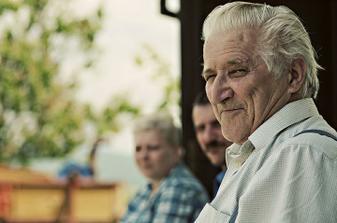 děda byl prý nejvíc fotogenickej :)
