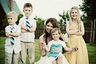 rodinné dětičky