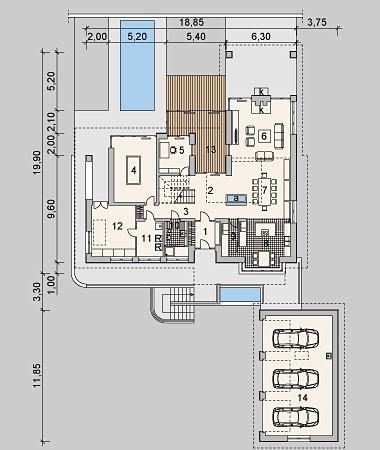 Plánování domečku - Obrázek č. 27