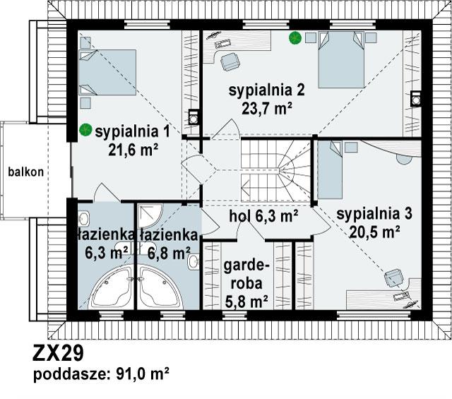 Plánování domečku - Obrázek č. 20