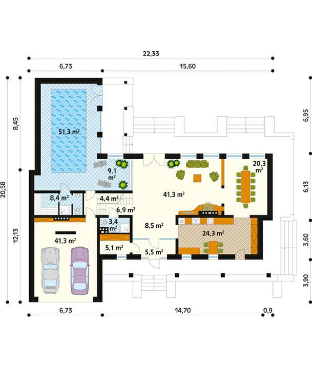 Plánování domečku - Obrázek č. 39