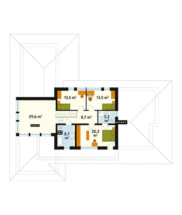 Plánování domečku - Obrázek č. 40