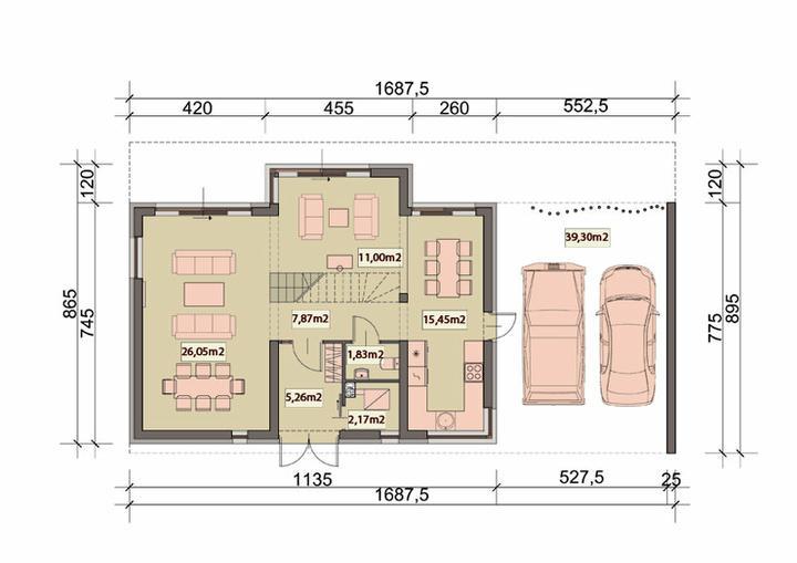 Plánování domečku - Obrázek č. 72