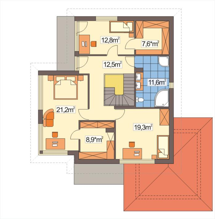 Plánování domečku - Obrázek č. 12