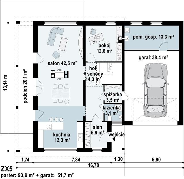 Plánování domečku - Obrázek č. 3