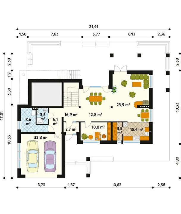 Plánování domečku - Obrázek č. 45