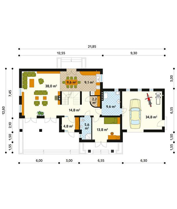 Plánování domečku - Obrázek č. 31