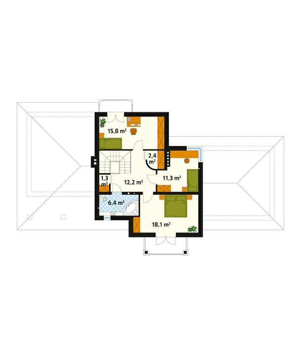Plánování domečku - Obrázek č. 32