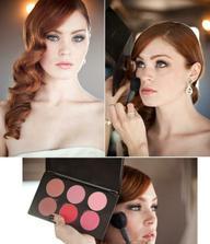 krásny makeup