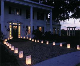 krásny nápad pred dom, alebo na schody :)