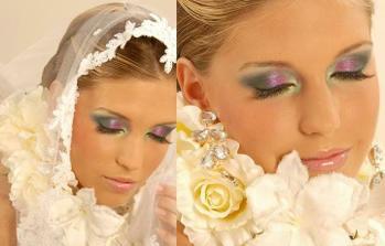 zaujímavý make up