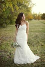 krásna romantická nevesta....šaty, vlasy...krásne
