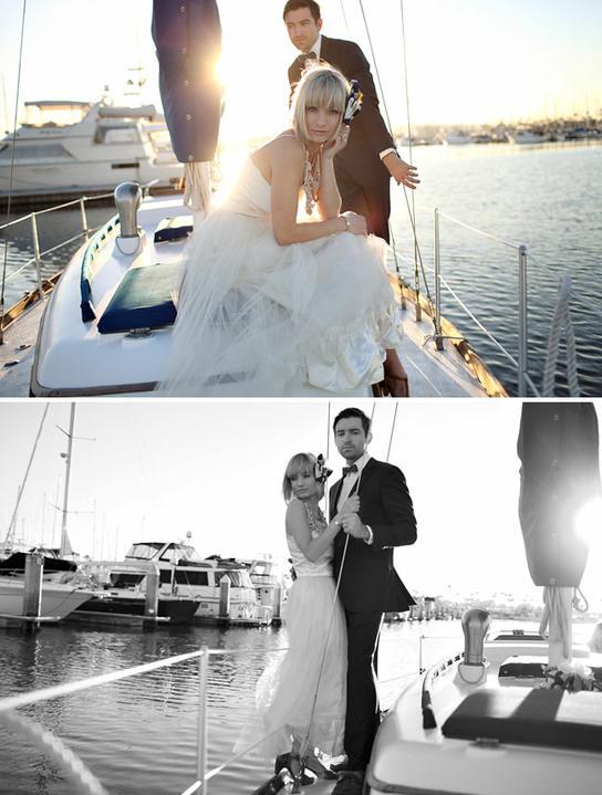 Svadba inspirovana morom - Obrázok č. 5
