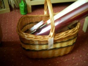 další košík a další věci :)