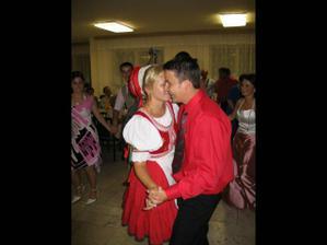 Náš redový tanec