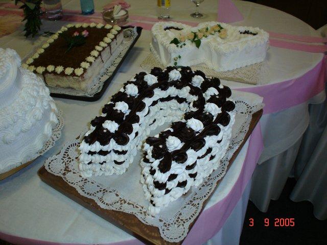 Moje veľké prípravy :) - penova torta, nechutnala som ju, ale zevraj bola dobra