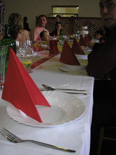 Moje veľké prípravy :) - pekna cervena farba