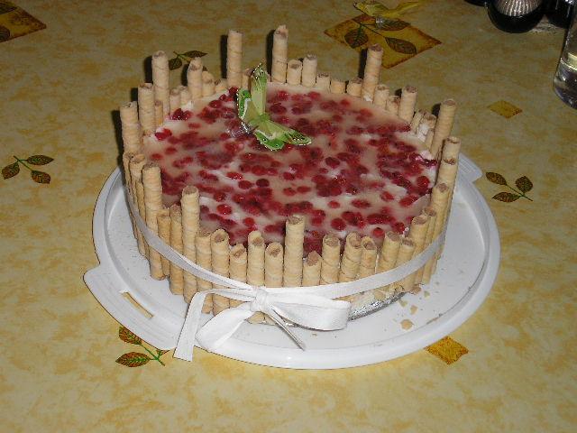 Moje veľké prípravy :) - to je ta torta