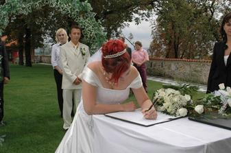 ...nevěsty...