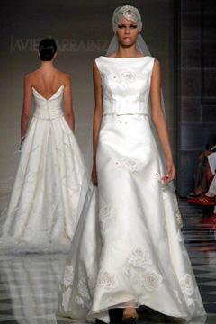 Najkrajšie svadobné šatičky - trošku štýlu Jackie Kennedy