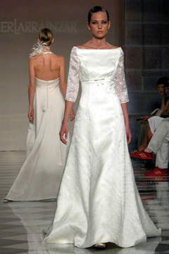 Najkrajšie svadobné šatičky - tieto sú hrozne romantické....
