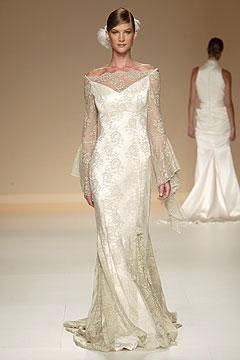 Najkrajšie svadobné šatičky - nádherne splývavé...