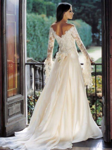 Najkrajšie svadobné šatičky - nádherné, nie?