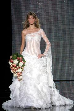 Najkrajšie svadobné šatičky - iba pre odvážne...