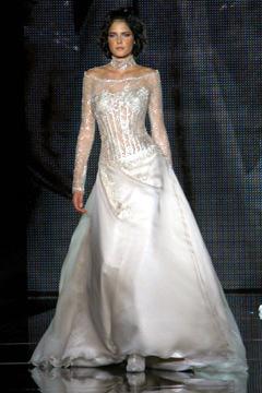 Najkrajšie svadobné šatičky - ale sú krásne, nie?