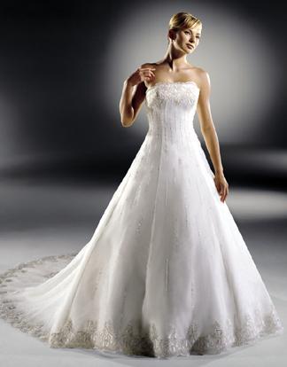 Najkrajšie svadobné šatičky - Obrázok č. 31