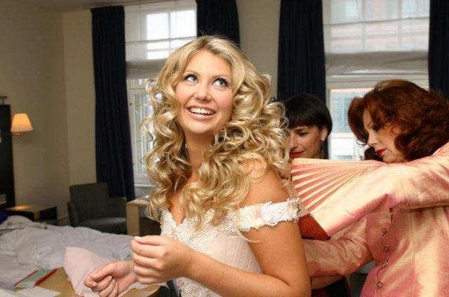 Najkrajšie účesy pre blondínky :) - Obrázok č. 2