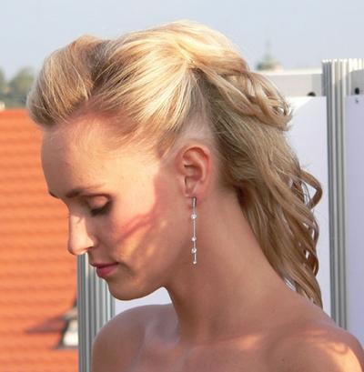 Najkrajšie účesy pre blondínky :) - Obrázok č. 33