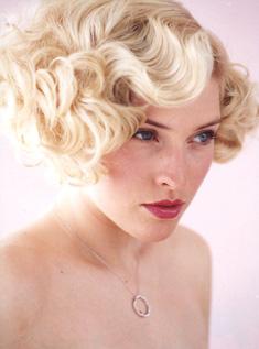 Najkrajšie účesy pre blondínky :) - Obrázok č. 37