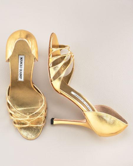 Najkrajšie Popolnočné plesové šaty :) + najkrajšie botičky - Manolo 5