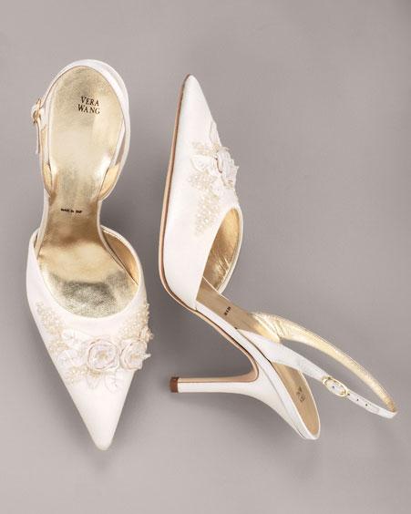 Najkrajšie Popolnočné plesové šaty :) + najkrajšie botičky - Vera Wang 2