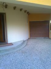 Nová garážová brána Olymps door